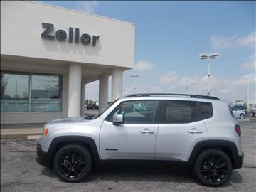 2017 Jeep Renegade for sale in Arkansas City, KS