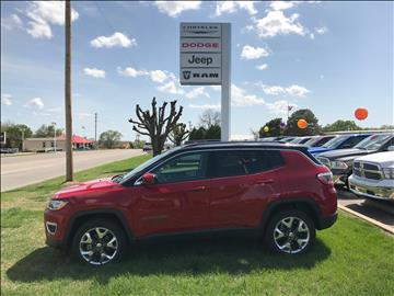 2017 Jeep Compass for sale in Arkansas City, KS