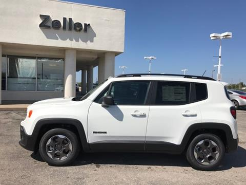 2017 Jeep Renegade for sale in Arkansas City, KS