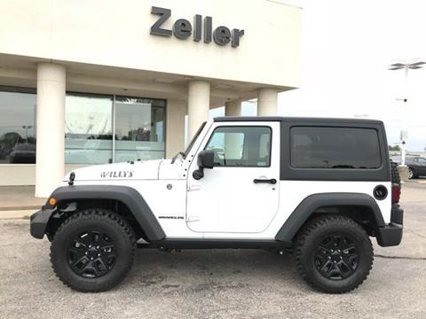 2017 Jeep Wrangler for sale in Arkansas City, KS