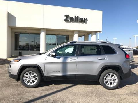2018 Jeep Cherokee for sale in Arkansas City, KS