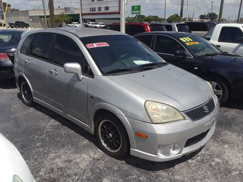 2006 Suzuki Aerio for sale in Pinellas Park, FL
