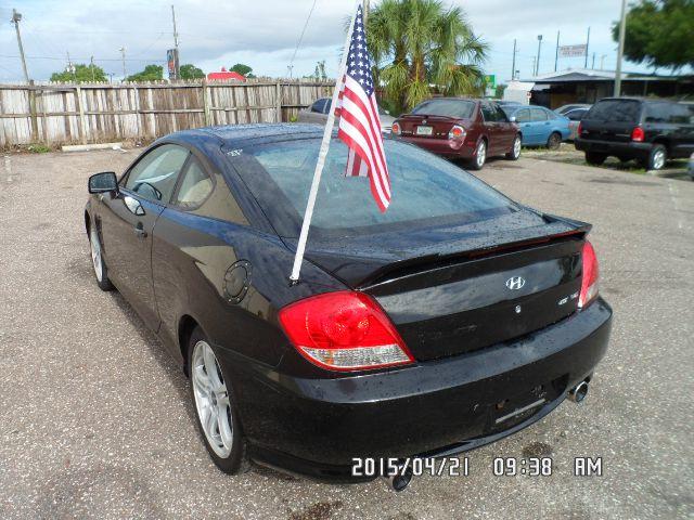 2005 Hyundai Tiburon for sale at Fett Motors INC in Pinellas Park FL