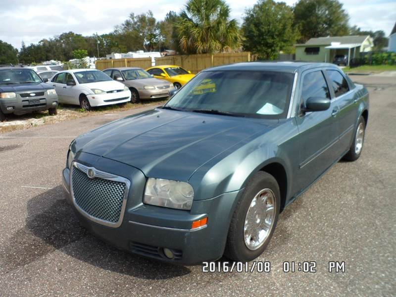 2005 Chrysler 300 Limited In Pinellas Park FL - Fett Motors INC