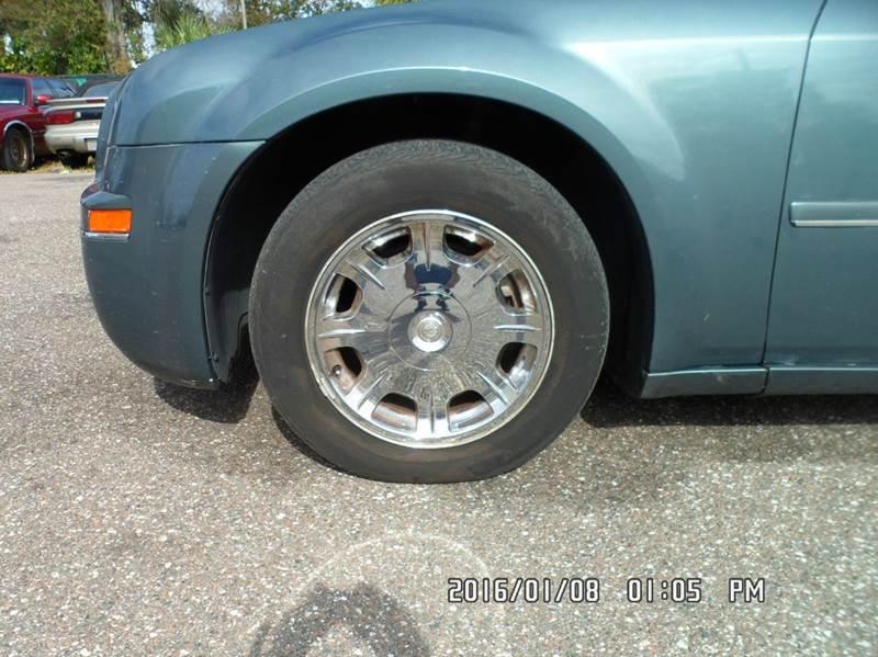 2005 Chrysler 300 for sale at Fett Motors INC in Pinellas Park FL