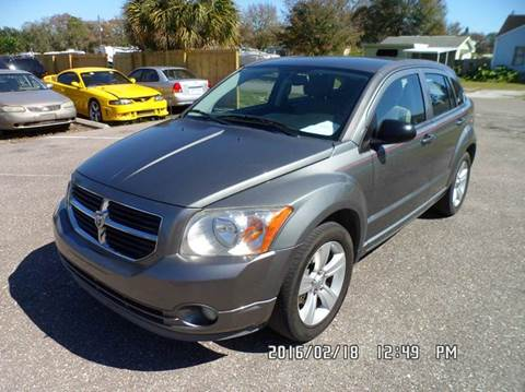 2012 Dodge Caliber for sale at Fett Motors INC in Pinellas Park FL