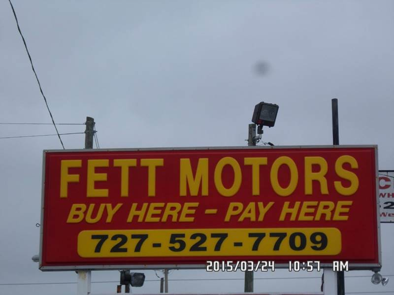 2005 Isuzu Ascender for sale at Fett Motors INC in Pinellas Park FL