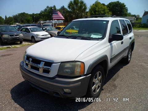 2005 Isuzu Ascender for sale at Fett Motors INC in Pinellas Park FL