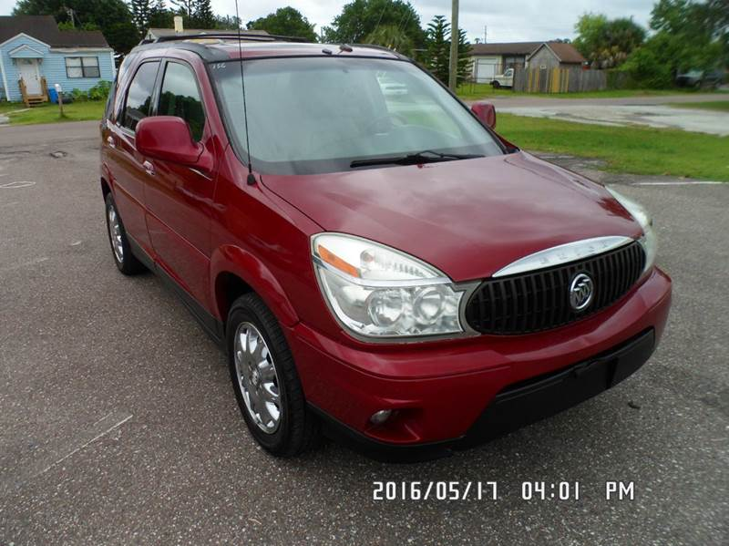 2007 Buick Rendezvous for sale at Fett Motors INC in Pinellas Park FL