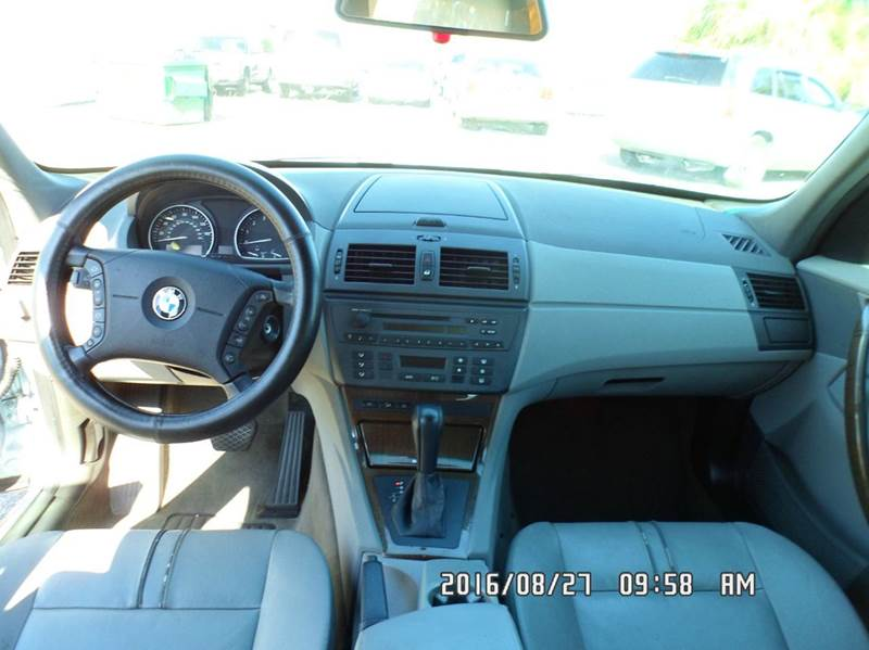 2004 BMW X3 for sale at Fett Motors INC in Pinellas Park FL