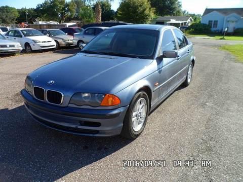 2000 BMW 3 Series for sale at Fett Motors INC in Pinellas Park FL