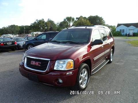 2004 GMC Envoy XUV for sale at Fett Motors INC in Pinellas Park FL