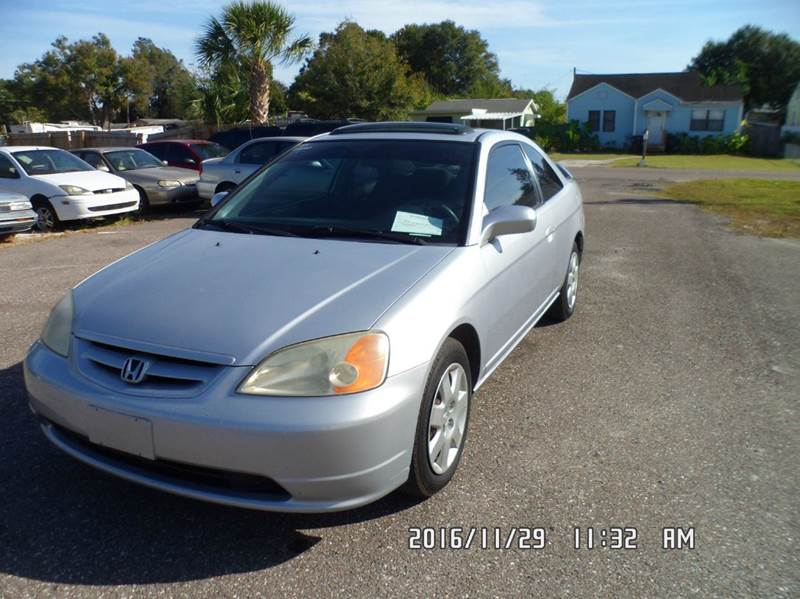 Superior 2001 Honda Civic EX