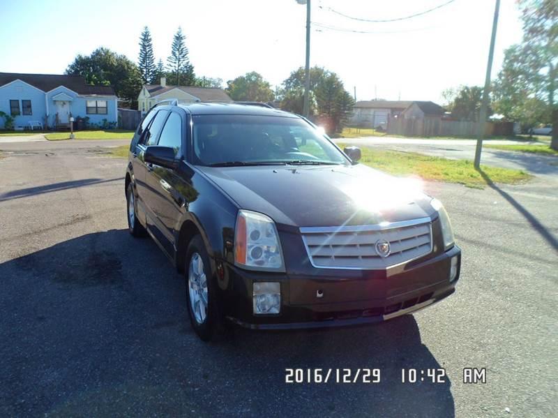 2006 Cadillac SRX for sale at Fett Motors INC in Pinellas Park FL