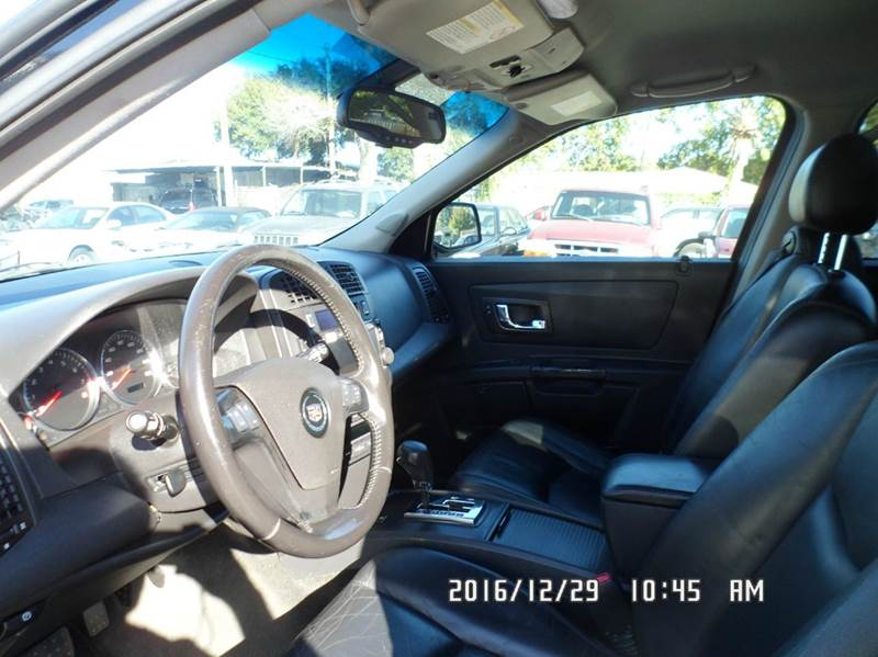 2006 Cadillac SRX for sale at Fett Motors INC in Pinellas Park FL