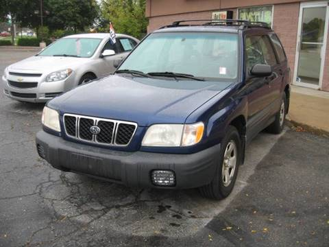 2001 Subaru Forester for sale in Brighton, MI