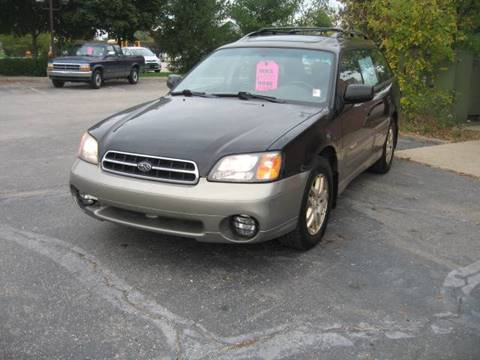 2000 Subaru Outback for sale in Brighton, MI