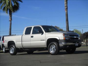 2006 Chevrolet Silverado 2500HD for sale in Rio Linda, CA