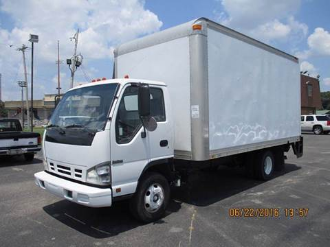 2007 Isuzu Cab Over NPR for sale in Memphis TN