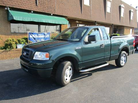 2008 Ford F-150 for sale in Memphis TN
