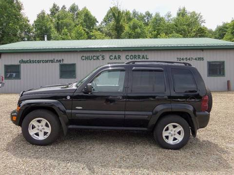 2007 Jeep Liberty for sale in Mt Pleasant, PA