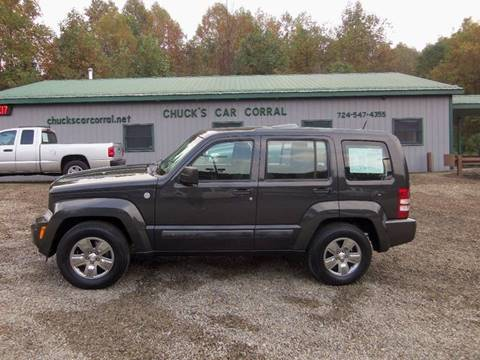 2011 Jeep Liberty for sale in Mt Pleasant, PA