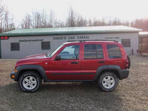 2006 Jeep Liberty for sale in Mt Pleasant, PA