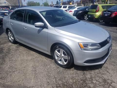 2012 Volkswagen Jetta for sale in Milwaukee, WI
