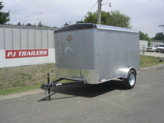 2017 CARRY-ON 6 X 10 ENCLOSED for sale at Midwest Trailer Sales & Service in Agra KS