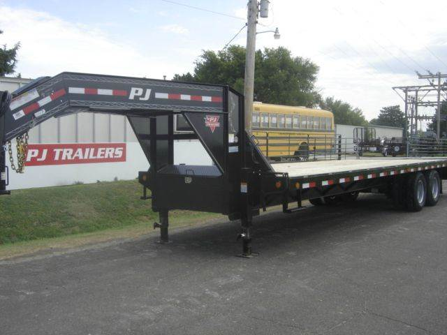 2018 GN 29 FT FD for sale at Midwest Trailer Sales & Service in Agra KS