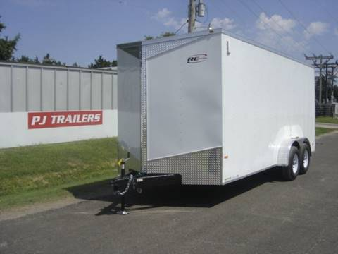 2018 RC 7 X 18 ENCLOSED for sale in Agra, KS