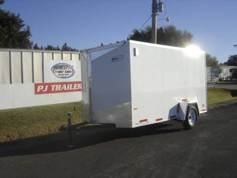 2018 RC 6 X 12 ENCLOSED for sale in Agra, KS