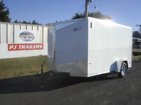 2018 RC 7 X 12 ENCLOSED for sale in Agra, KS
