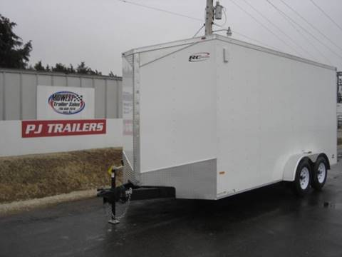 2019 RC 7 X 16 ENCLOSED for sale in Agra, KS