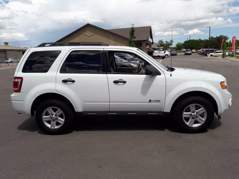 2010 Ford Escape Hybrid AWD Hybrid 4dr SUV - Pueblo CO