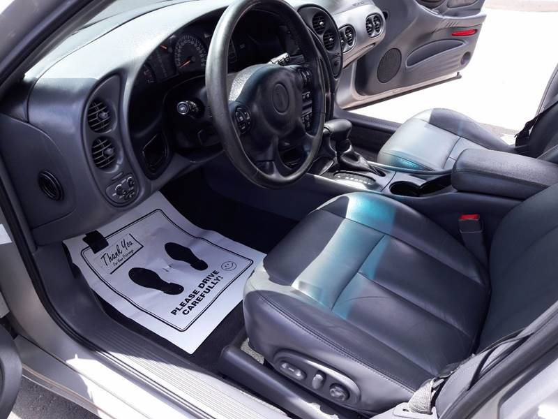 2005 Pontiac Bonneville SE 4dr Sedan - Pueblo CO