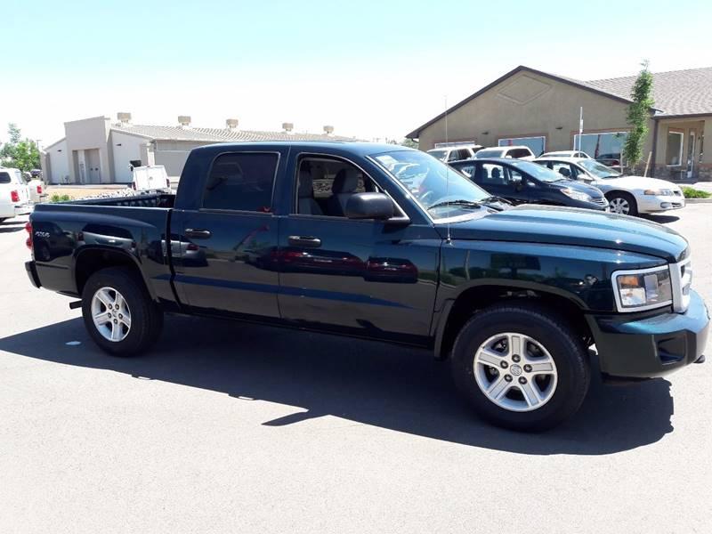 2011 RAM Dakota 4x4 Big Horn 4dr Crew Cab - Pueblo CO