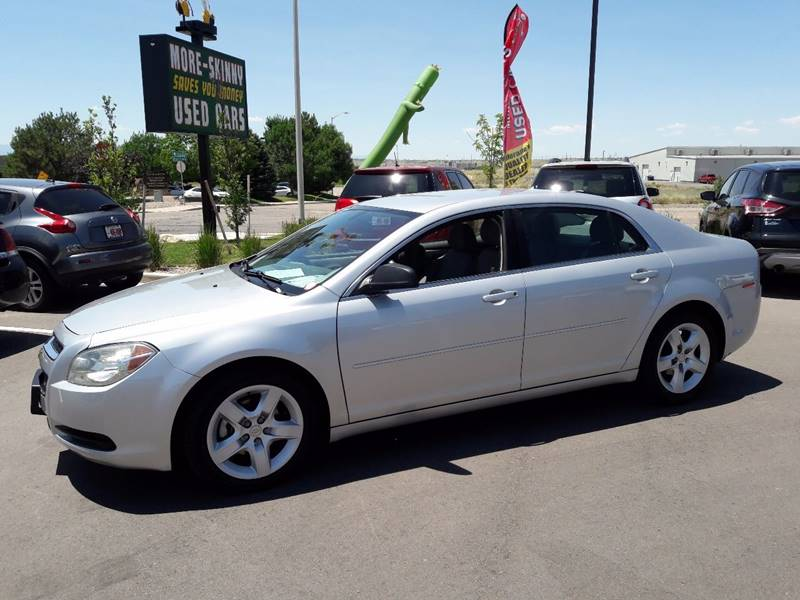 2012 Chevrolet Malibu LS Fleet 4dr Sedan - Pueblo CO