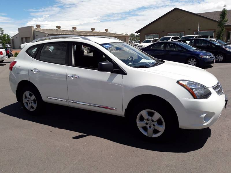 2014 Nissan Rogue Select AWD S 4dr Crossover - Pueblo CO
