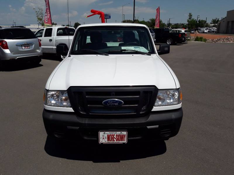 2010 Ford Ranger 4x2 XL 2dr Regular Cab SB - Pueblo CO