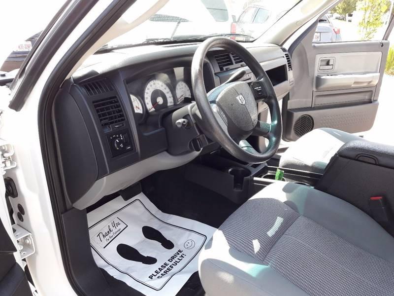 2010 Dodge Dakota 4x4 Big Horn 4dr Crew Cab - Pueblo CO