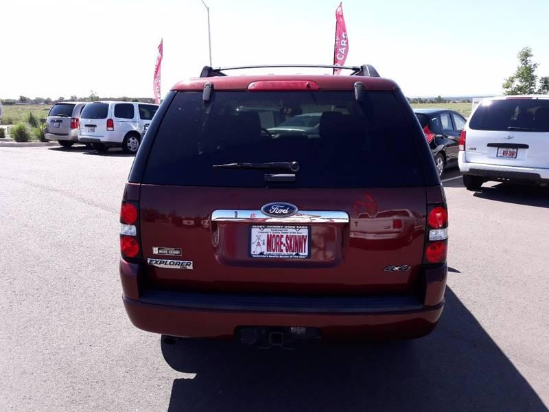 2010 Ford Explorer 4x4 XLT 4dr SUV - Pueblo CO