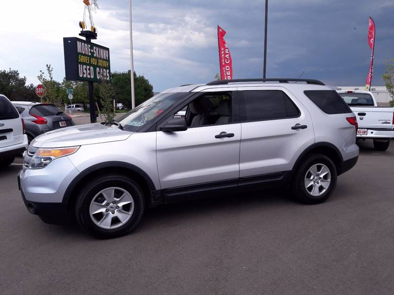 2011 Ford Explorer AWD 4dr SUV - Pueblo CO