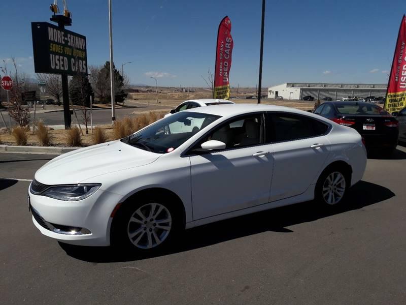 chrysler original s and review v fwd test reviews cars car driver photo