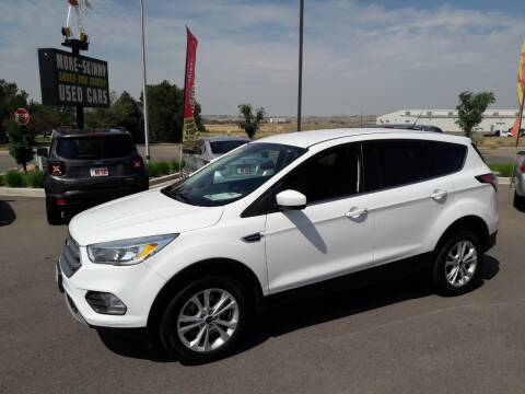 2017 Ford Escape for sale at More-Skinny Used Cars in Pueblo CO