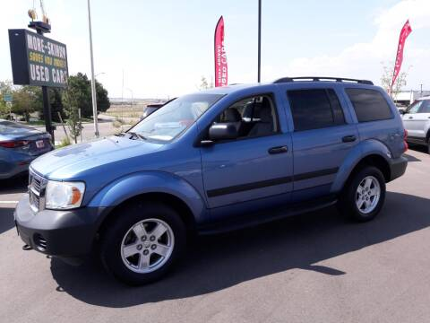 2008 Dodge Durango for sale at More-Skinny Used Cars in Pueblo CO