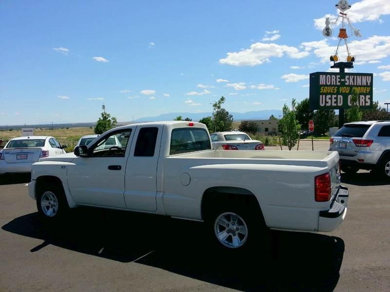 2009 Dodge Dakota 4x2 BigHorn Extended Cab 4dr - Pueblo CO