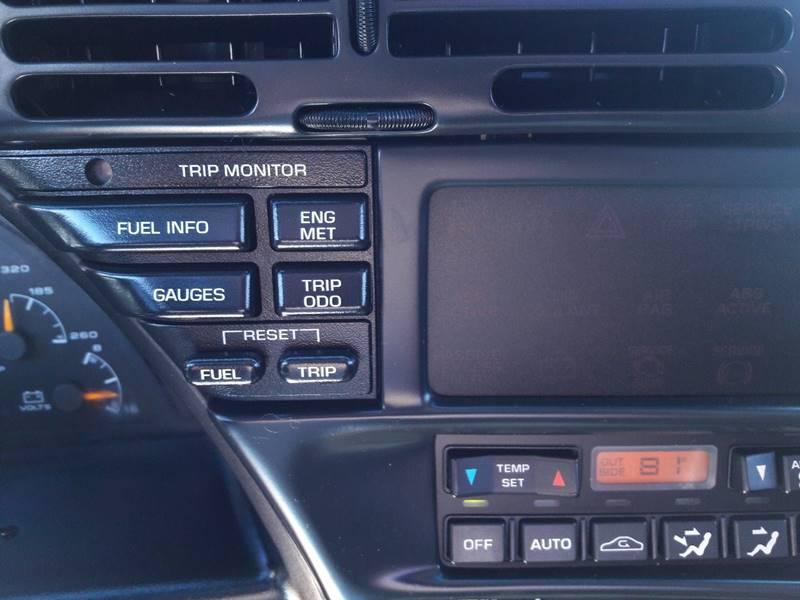 1994 Chevrolet Corvette 2dr Hatchback - Pueblo CO