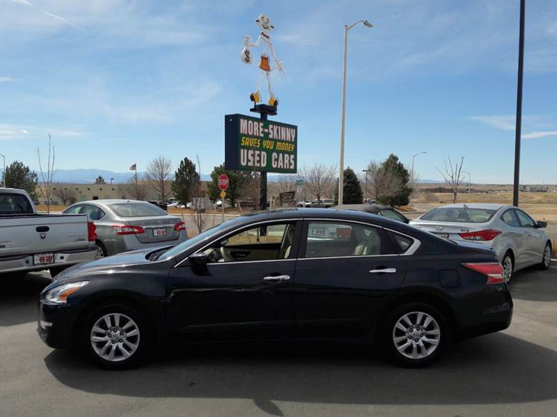 2014 Nissan Altima 2.5 S 4dr Sedan - Pueblo CO