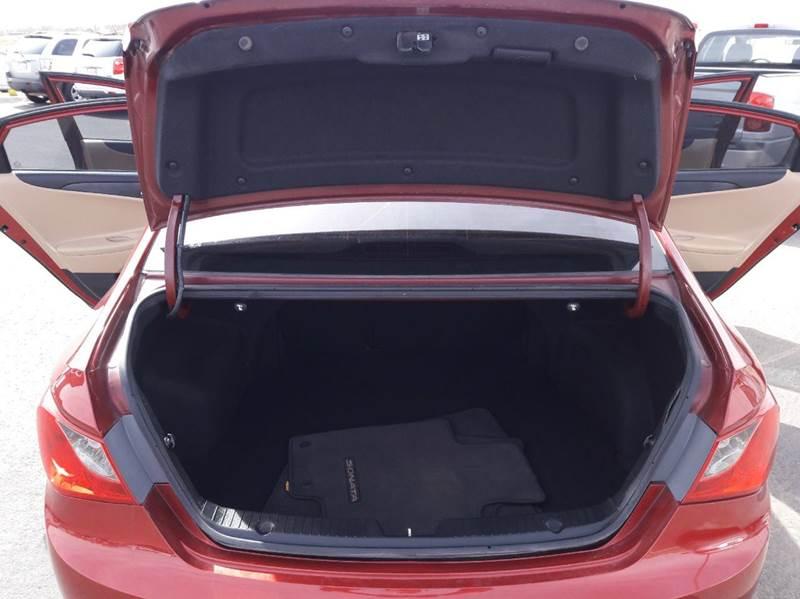 2013 Hyundai Sonata GLS 4dr Sedan - Pueblo CO